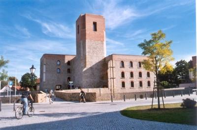 Das Schloss in Großenhain