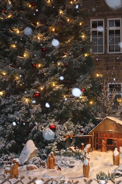 Weihnachtsmarkt Englisch.Oehringen De Weihnachtsmarkt